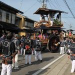 Murakami Taisai ( Murakami Grand festival  ) ( Niigata )