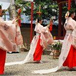 Saikusa matsuri ( Nara )