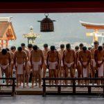 Tamatori Sai (Tamatori-sai Festival at Itsukushima Shrine) ( Hiroshima )
